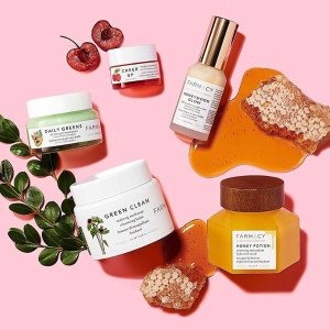 25% Off + Free GiftEnding Soon: Farmacy Skincare Memorial Day Sale