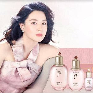 Up to 20% OffHERA limited collection,Sulwhasoo and WHOO. @ JCK TREND