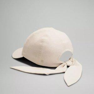 $12起 斜跨运动包$58上新:Lululemon 配饰区包包、发绳、蝴蝶结防晒帽$42