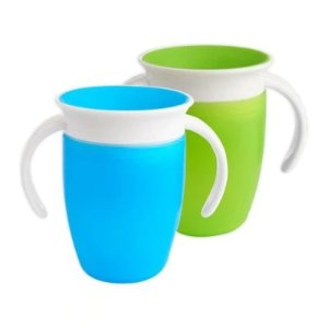 Munchkin® Miracle® 360° 2-Pack 7 oz. Trainer Cups
