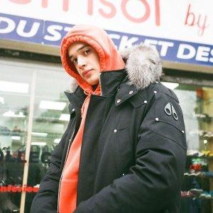 低至5.5折 $199收棉服夹克Gilt Moose Knuckles 等品牌男士羽绒服、棉服热卖