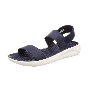 现价$24.95(原价$44.99)Crocs 女士沙滩鞋小潮鞋热卖  又轻又软又舒适
