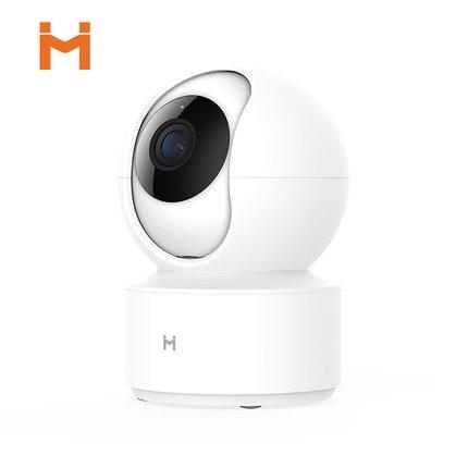 【自营】小米供应链小白智能摄像机1080P高清监控摄像头云台WiFi