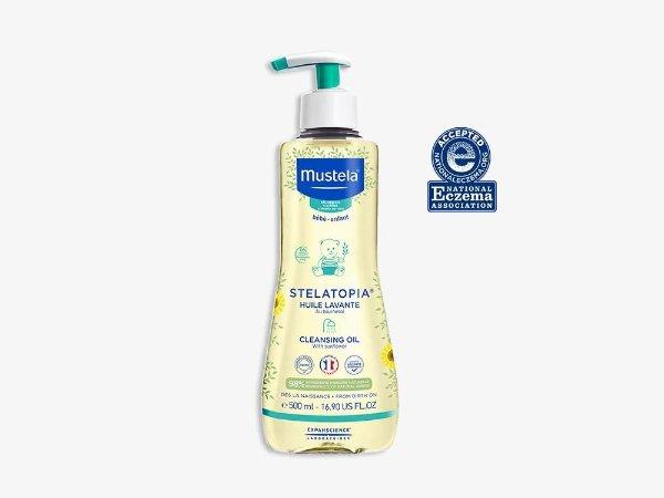 Stelatopia 洗发沐浴油