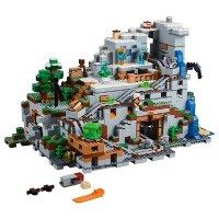 Lego Minecraft之The Mountain Cave山洞21137