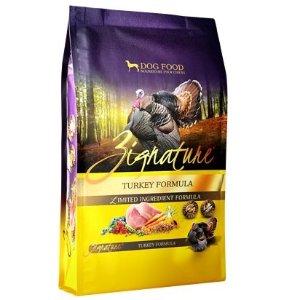 25% OffZignature Dry Dog Food on Sale