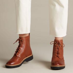 额外7折Clarks 全场男女舒适鞋履热卖