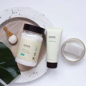 Buy One Get One Free Select Items @ AHAVA