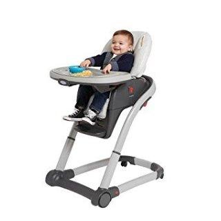 $112.74(原价$189.99)Graco Blossom 6 合 1 儿童高脚餐椅,价格降了