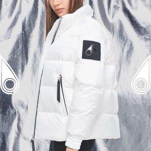 MOOSE KNUCKLES 小剪刀羽绒服补货,封面同款¥3000+