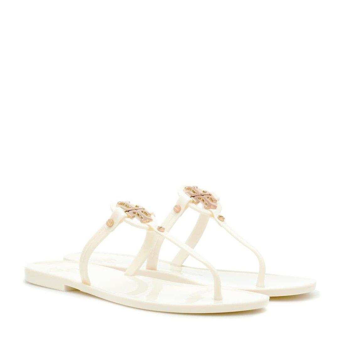 Mini Miller jelly sandals