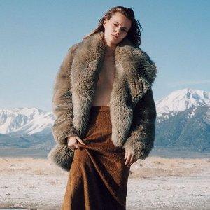 低至0.5折 换季不愁Acne,BBR,Allsaints合集:秋冬新款收西装外套, 毛衣, 卫衣, 大衣 要风度有温度
