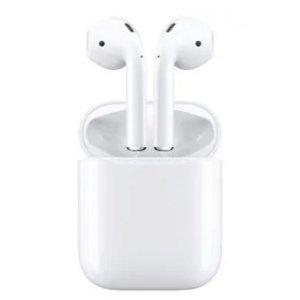 $199(原价$225)限购1件Apple AirPods 2 有线充电版 H1芯片加持
