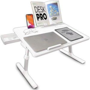 $99.95 (原价$119.95)Cooper 可调节折叠笔记本电脑桌 不做低头族
