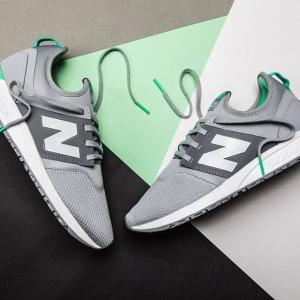 6折   女生NB要如何穿才好看母亲节大促:New Balance  正价鞋履、服饰热卖