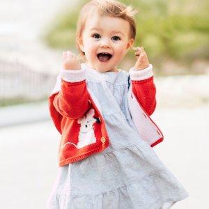 低至1.9折+最高额外8折独家:PatPat儿童服饰年终热卖 各种白菜价买起来