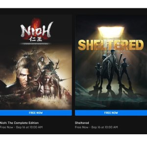 FreeSheltered + Nioh - Epic Games