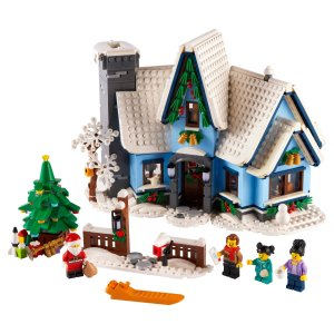 Lego10/1上市,VIP会员9/16提前购圣诞老人的造访 10293 | Creator专家