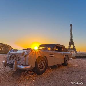 $149.99 + 2X PointsLEGO James Bond™ Aston Martin DB5