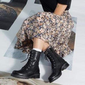 低至4.4折 $40收雨靴Little Burgundy 高品质户外冬靴 $100收Timberland