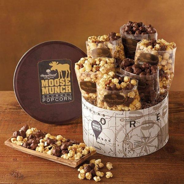 Moose Munch爆米花豪华礼盒
