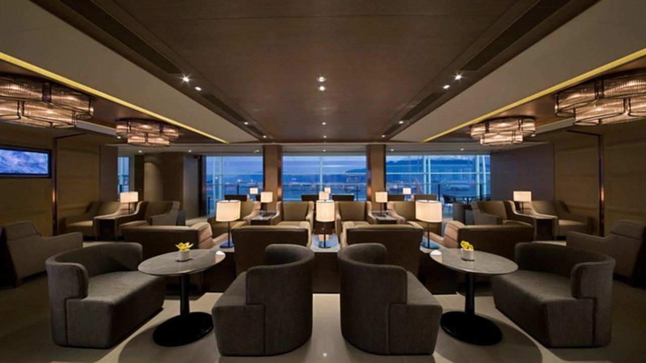 学会这一招,全球机场贵宾室免费进!