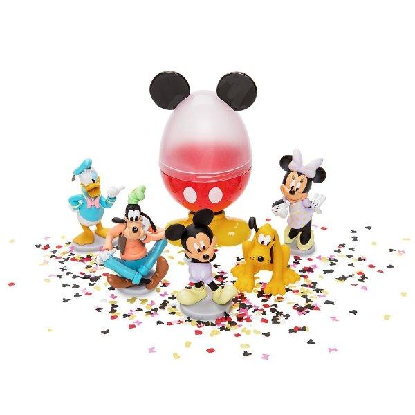 米奇和他的朋友们 复活节彩蛋玩偶套装