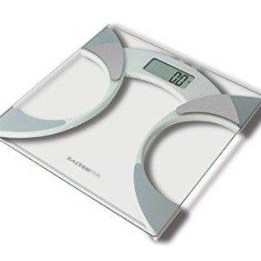 现价£14(原价£25)哎呀又瘦啦!Salter 超薄体重秤促销热卖 轻松测量体质指数BMI