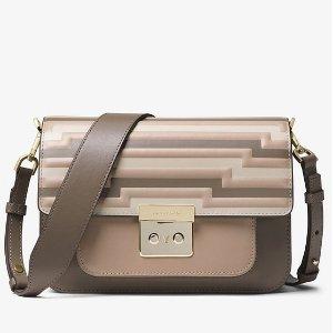 22f6af8b3a7f Michael KorsSloan Editor Tri-Color Leather Shoulder Bag. $147.60 $328.00. Michael  Kors Sloan ...