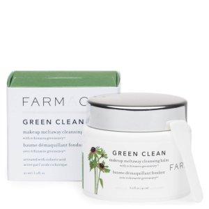 Farmacy买3件可享6.7折绿茶卸妆膏