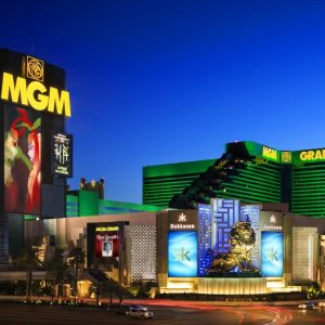 From $52MGM Grand Book Early for Spring