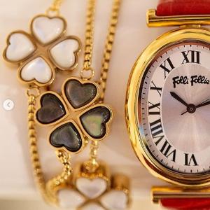 低至3折 £17收幸运四叶草手链Folli Follie官网夏季大促来袭 精美饰品超值热卖