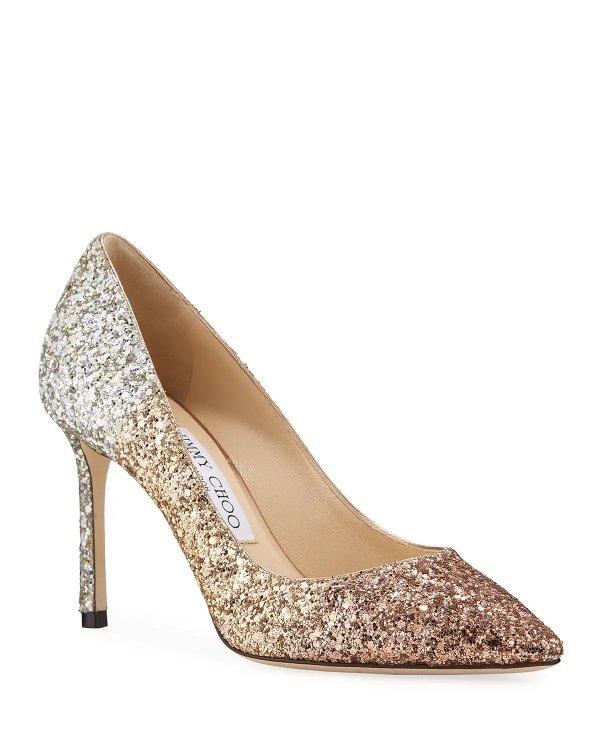 Romy 85mm 闪片鞋