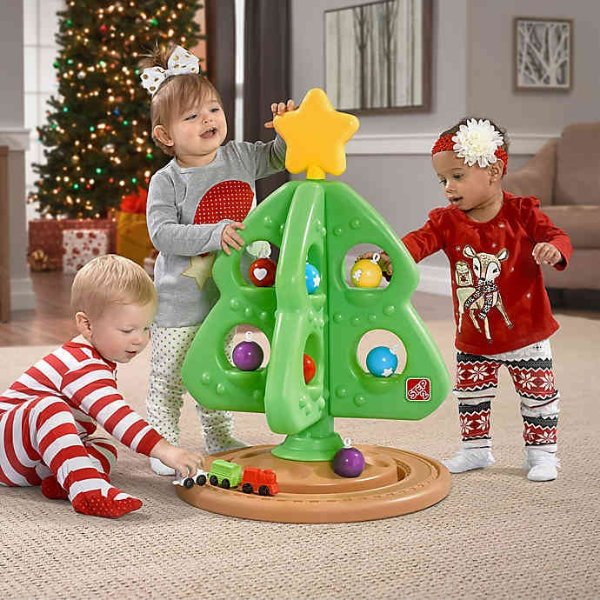 我的第一个圣诞树
