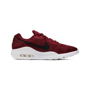 NikeTeam Red & White Air Max Oketo Sneaker - Men