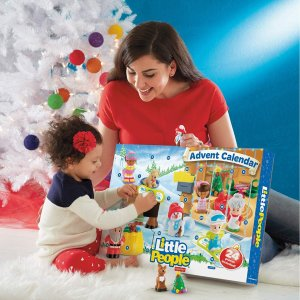 Save Up to 77% OffAdvent Calendars from Disney, Fisher-Price, and Melissa & Doug