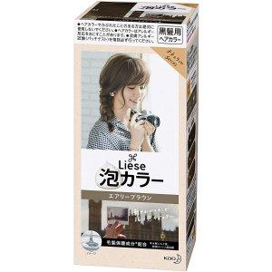 买5罐低至约$12.4/罐花王丽泽泡泡染发剂 淡棕色