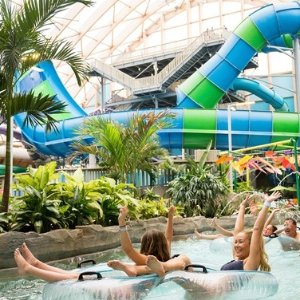 Starting from $125/NightThe Kartrite Resort & Indoor Waterpark