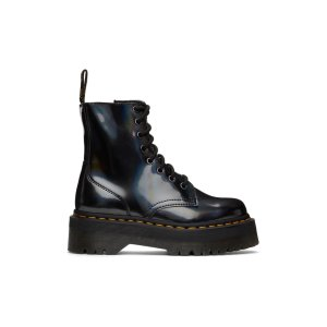Dr. MartensUS5-12码!Black Jadon马丁靴