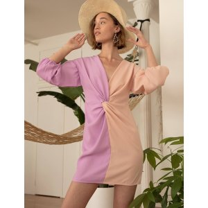 Pixie MarketVision Twist Dress