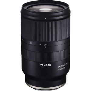 Tamron 28-75mm F/2.8 Sony Mirrorless Full Frame E Mount