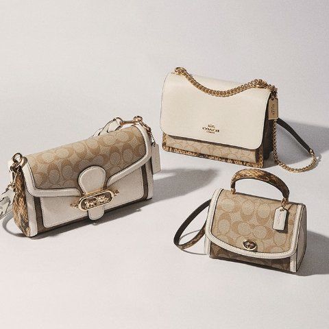 Starting at $119Coach Outlet Bags, Clothing and Accessories Sale