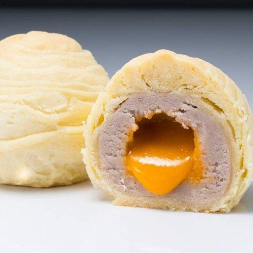 麻薯内馅 生计流心芋头酥(微众测)