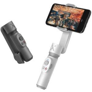 $41.99 灰白双色可选智云 SMOOTH-X 智能手机自拍杆云台
