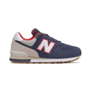 2双$50+包邮New Balance 儿童休闲运动鞋特卖,经典574也参加