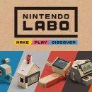 $89.99 看小编入手视频任天堂 Switch  Nintendo Labo 已发售