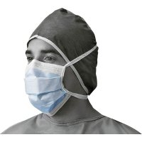 ASTM F1862 防液體醫用口罩 50個