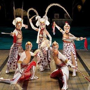 From $69KA™ by Cirque du Soleil® Las Vegas
