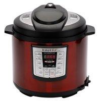 instant pot LUX60 6合一6夸脱电压力锅 红色