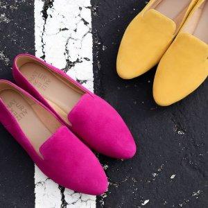 $68.99(原价$139)Naturalizer LORNA  一双顶十双 乐福鞋搭整个衣柜